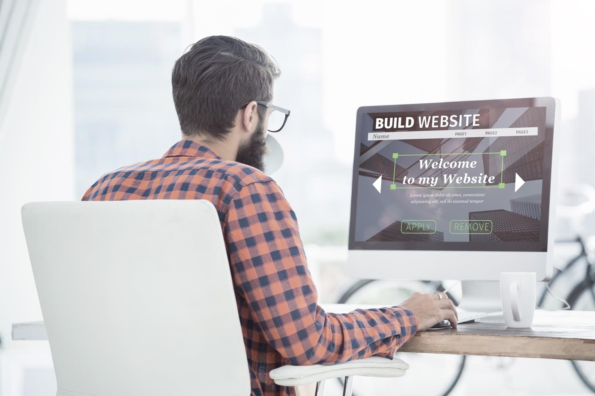website design and marketing